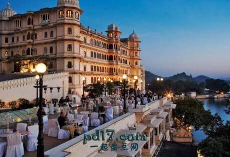 印度的旅游胜地Top7:乌代浦尔