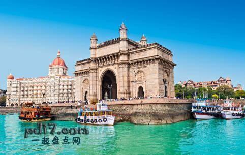 印度的旅游胜地Top1:孟买