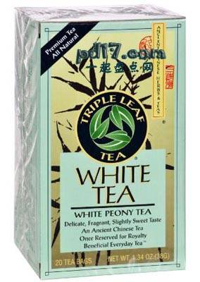 全球最好的白茶品牌Top7:Triple Leaf Tea White Peony