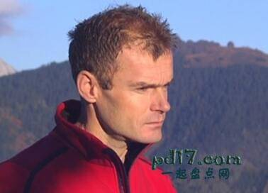 世界上最有名的登山家Top10:阿尔贝托Inurrategi 西班牙
