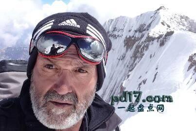 世界上最有名的登山家Top9:Juanito Oiarzabal 西班牙