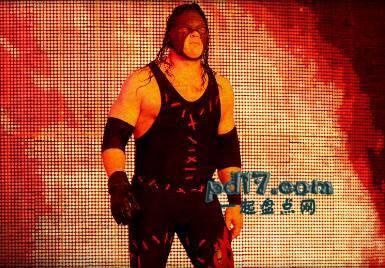 历史上知名的摔跤手Top6:Kane