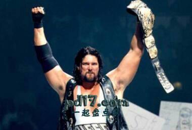 历史上知名的摔跤手Top10:Kevin Nash