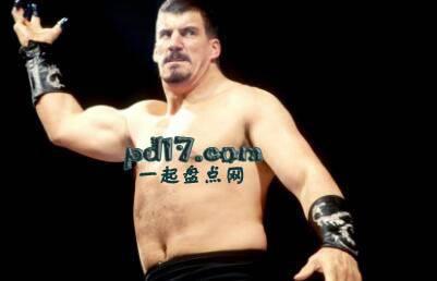 历史上知名的摔跤手Top8:Kurrgan