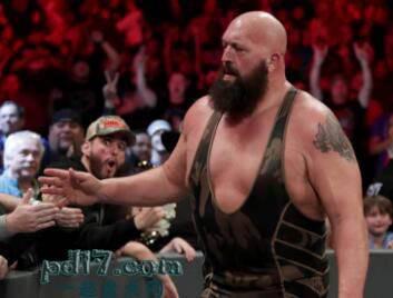 历史上知名的摔跤手Top7:The Big Show