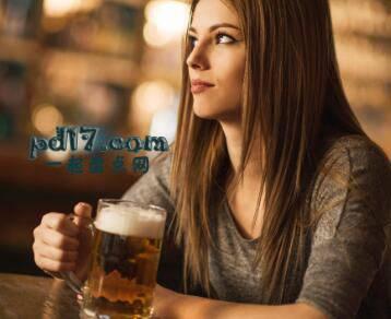 练腹肌的注意事项Top8:别喝啤酒