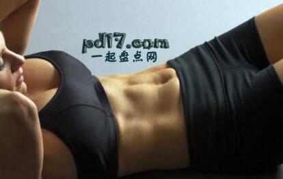 练腹肌的注意事项Top7:更多的练习