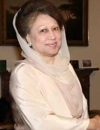 Top6:Khaleda Zia 孟加拉国