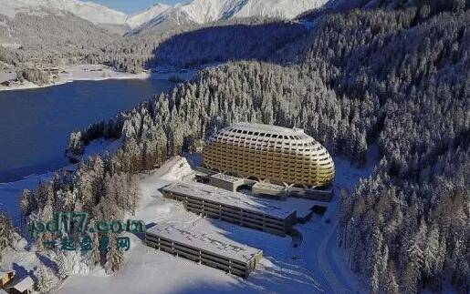 Top8:INTERCONTINENTAL DAVOS
